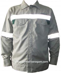 Pakaian Seragam Lapangan dan Seragam Tambang
