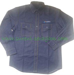 Kemeja Jeans Untuk Kemeja Kerja di Pertambangan