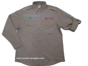 Perkembangan Pakaian Seragam Kerja