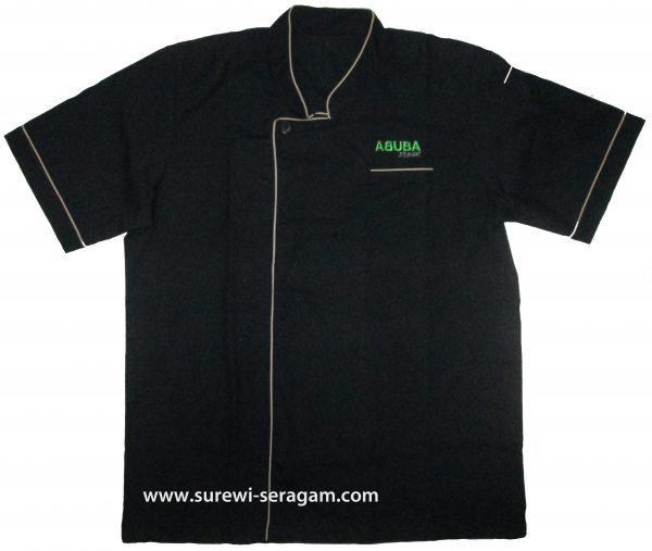 Baju Koki Lengan Pendek