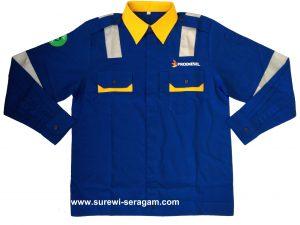 Model Desain Baju Kerja Lapangan