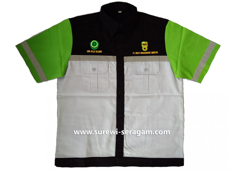 Supplier Baju Seragam Kerja Lapangan yang Berkualitas